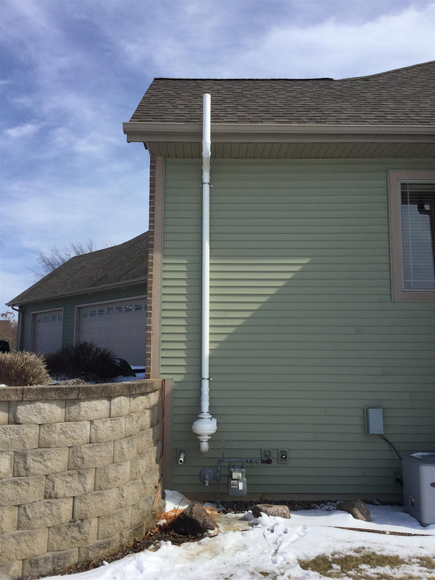 Radon Mitigation West Bend